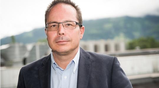 Portrait von Geschäftsführer Günter Klepsch