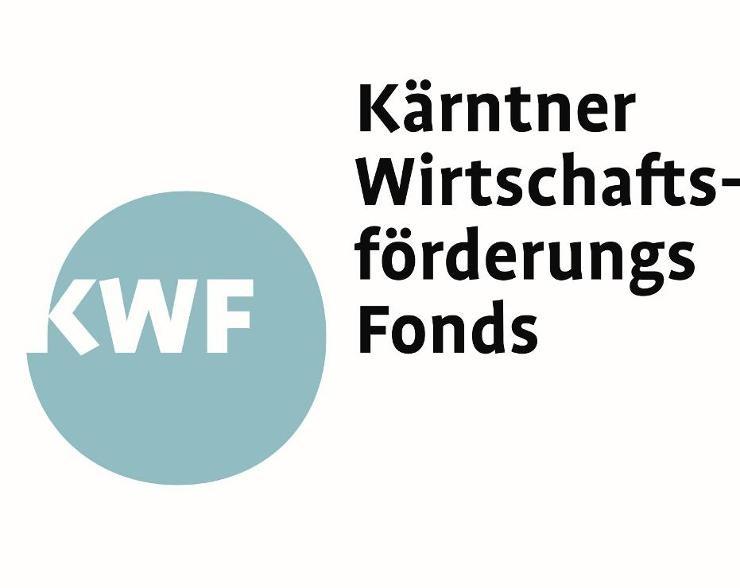 Logo Kärntner Wirtschaftsförderungsfonds (KWF)