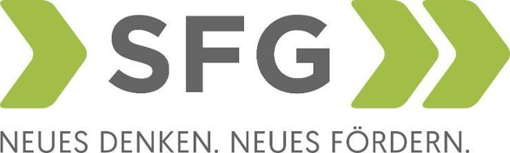 Logo Steirische Wirtschaftsförderung (SFG)