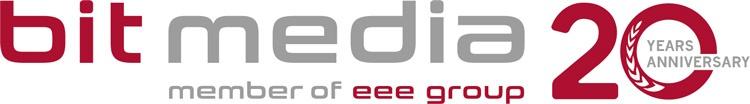 Logo bit media e-solutions GmbH
