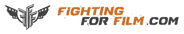 Logo Markus Weilguny (fighting for film .com)