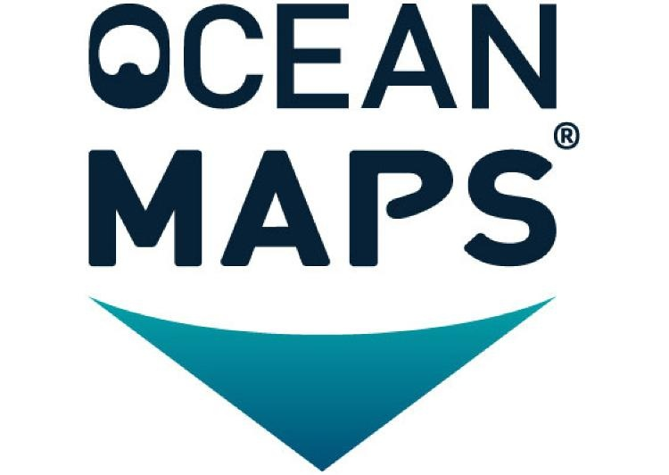 Logo Ocean Maps GmbH