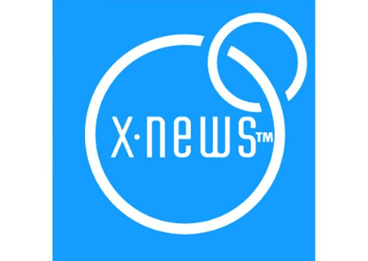 Logo x.news information technology GmbH