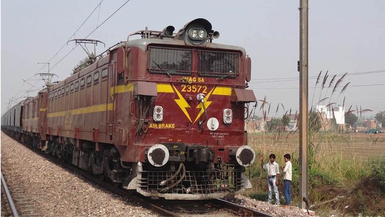 Indische Eisenbahn