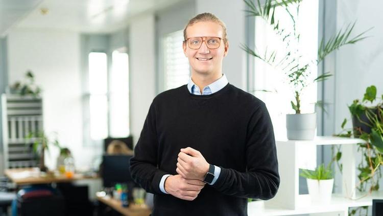 Gründer Felix Ohswald