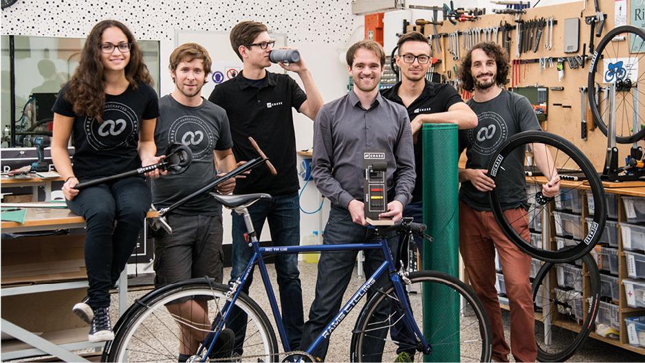 Team der Chase GmbH